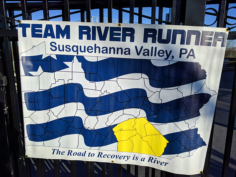 Mountville Lions Club - Team River Runner